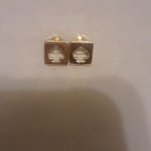 Kate Spade post earrings